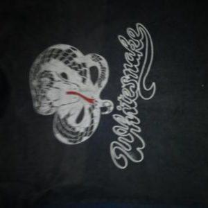Whitesnake tour T-Shirt