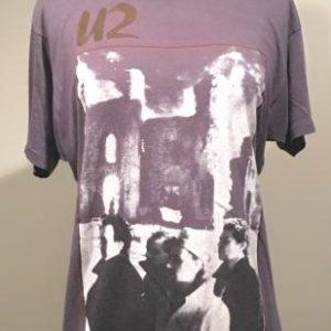 U2 The Unforgettable Fire US Tour 1985