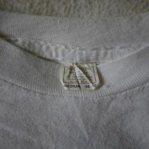 COCKNEY REJECTS Vintage 1980 T-Shirt