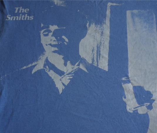 THE SMITHS Vintage 1984 T-Shirt