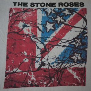 STONE ROSES Vintage 1989 T-Shirt