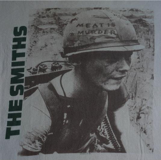 THE SMITHS Vintage 1985 T-Shirt