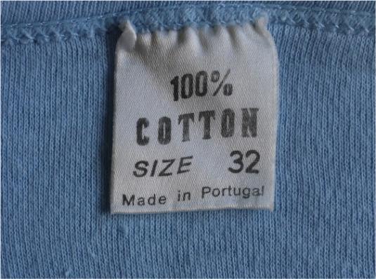 SID VICIOUS Vintage 1979 T-Shirt SEX PISTOLS
