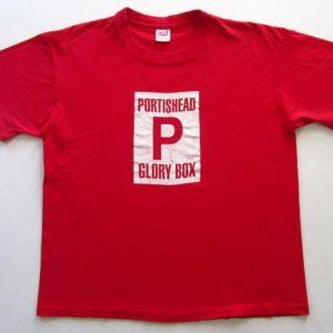 PORTISHEAD Glory Box 1995