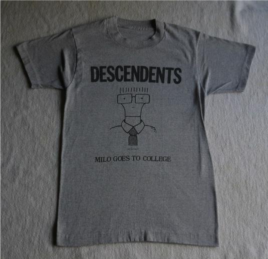 DESCENDENTS Vintage 1985 T-Shirt