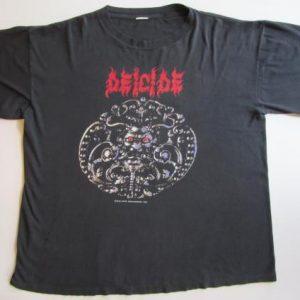 DEICIDE 1990 t-shirt