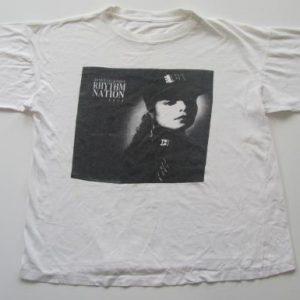 JANET JACKSON Rhythm Nation 1989