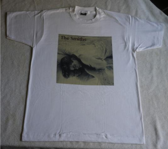 THE SMITHS Vintage 1980s T-Shirt