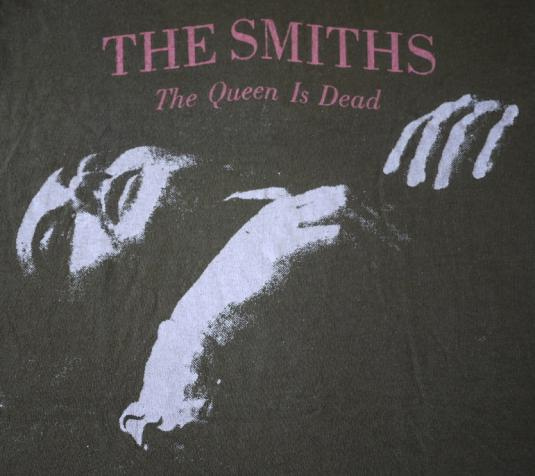 THE SMITHS Vintage 1986 T-Shirt