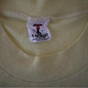 NEIL YOUNG & CRAZY HORSE vintage 1978 tour t-shirt
