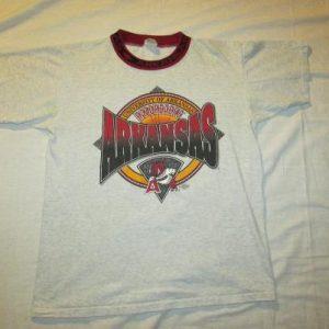 94 Arkansas razorback by red oak sportswear