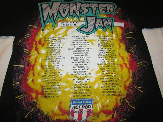 1995 Monster Jam (USHRA) by American Thunder
