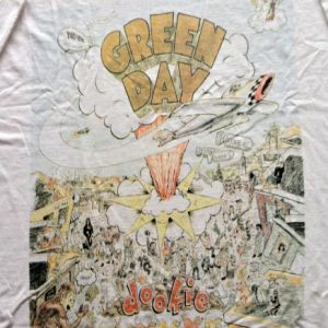 Green Day - Vintage 1994 European Tour T-shirt