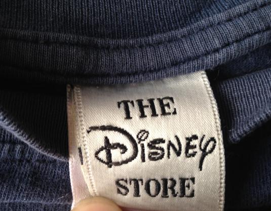 Vintage Disney Store 1994/96 T-shirt