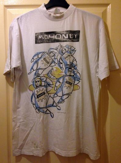 Mudhoney – My Brother The Cow – 1995 vintage tee