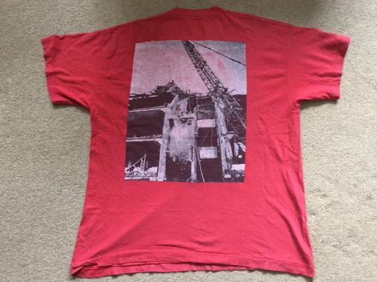 90s Rage Against The Machine Che Guevara T-shirt