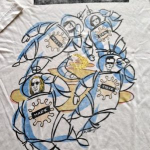 Mudhoney - Vintage 1995 My Brother The Cow T-shirt