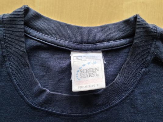 Reel Big Fish – vintage 1999 'I don't fuckin' care' T-shirt