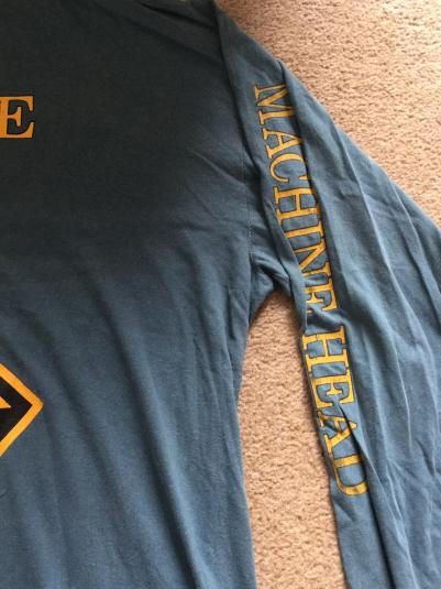 Machine Head 'Ungodly Brutality' 1994 long-sleeve tee