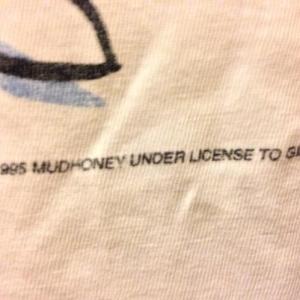 Mudhoney - My Brother The Cow - 1995 vintage tee