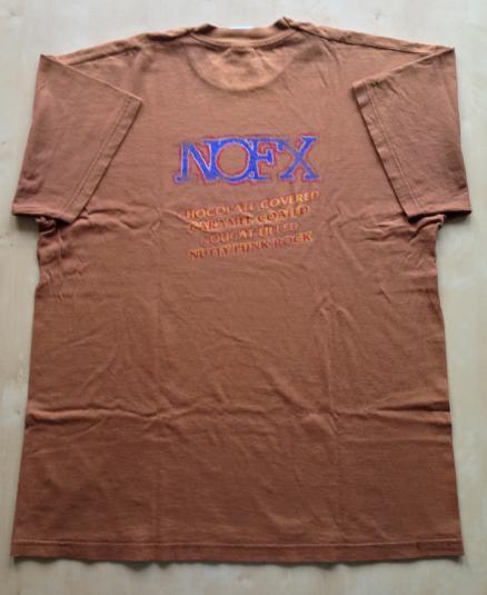 NoFX – Vintage 1998 Punk T-shirt
