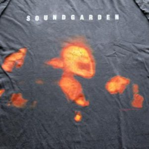 Soundgarden - 1994 The Days We Tried To Live Tour T-shirt