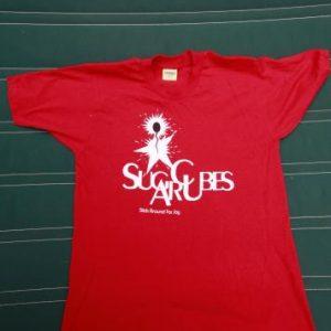 Rare, vintage promo only Sugarcubes t-shirt