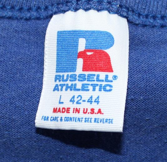 Project Regulus Chariton Space Shuttle vintage large t-shirt