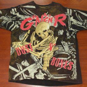 Guns N' Roses 1992 Dust N' Bones vintage t-shirt XL