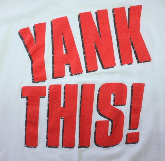 Damn Yankees Yank This rock band vtg t-shirt S/M