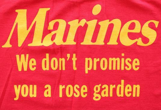 Marines A Few Good Men vintage t-shirt Large