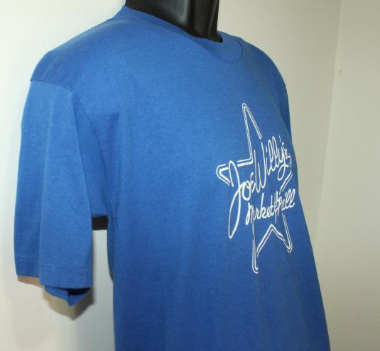 Joe Willy's Market & Grill Texas vintage t-shirt Tall M