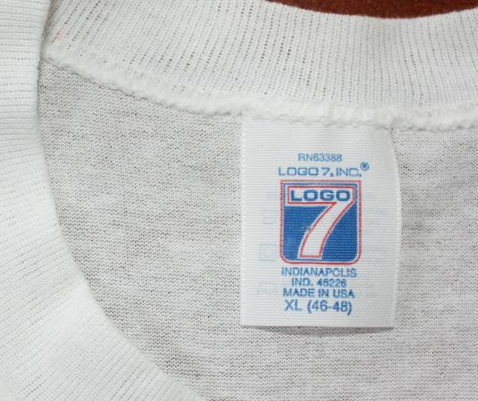 Chicago Cubs 1989 NL East Champs vintage t-shirt XL