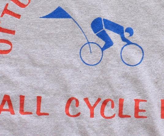 Ottumwa Iowa Bicycling vintage t-shirt M/S