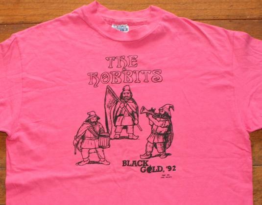 The Hobbits 1992 vintage t-shirt Large