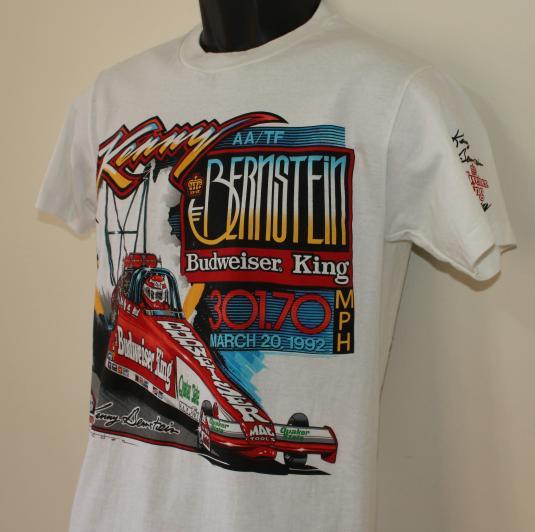 Kenny Bernstein King of Speed vintage 1992 t-shirt XS/S