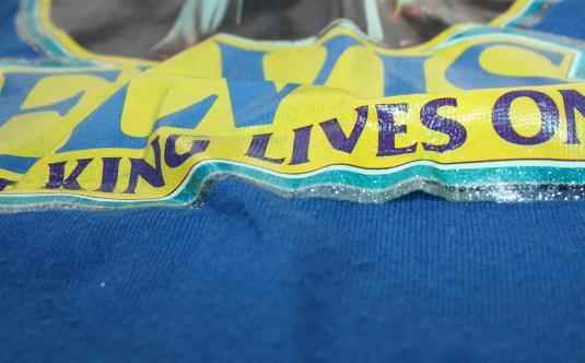 Elvis Presley vintage 70s 80s Sportswear t-shirt M/L