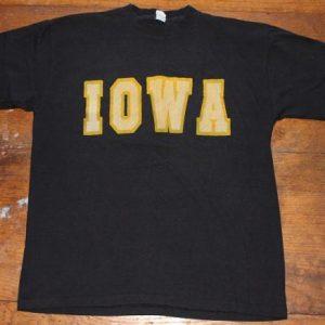 University of Iowa Hawkeyes vintage tshirt L/XL