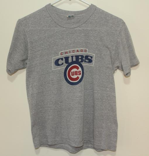 Chicago Cubs vintage Champion t-shirt Youth XL 18-20