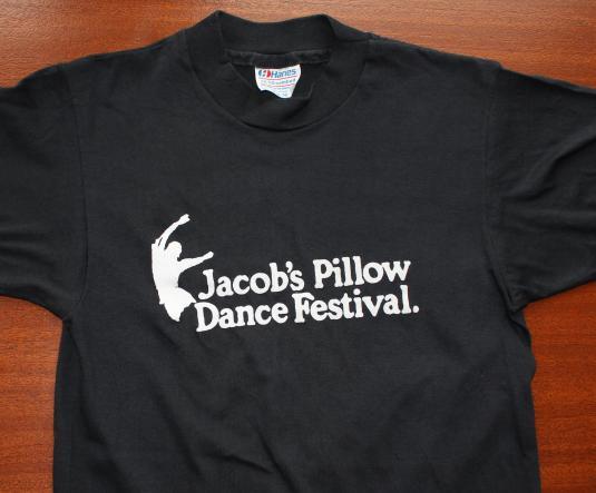 Jacob's Pillow Dance Festival vintage t-shirt Small/XS