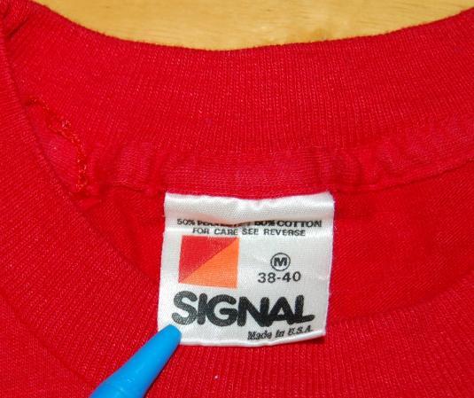 Julio Cesar Chavez The Legend Continues vintage t-shirt Smal