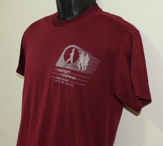 Midnight Madness Ames Iowa vtg 80s t-shirt M