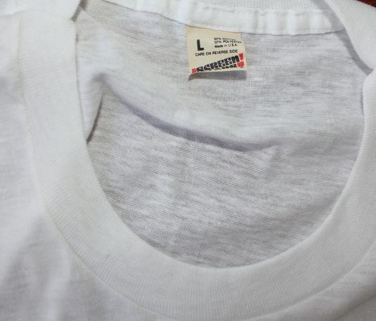 1985 Indy 500 vintage Screen Stars t-shirt Large/Medium