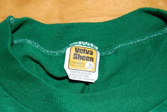 Moingona Iowa Girl Scout Camps vintage t-shirt L/XL