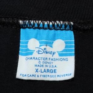 Mickey Mouse Authentic Disney vintage black t-shirt Medium