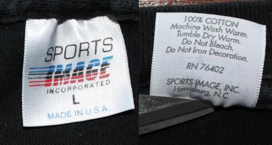 Dale Earnhardt Intimidator NASCAR 1993 vintage t-shirt L