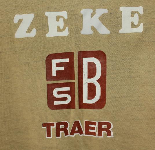 Farmers Savings Bank Traer Iowa vintage t-shirt Small
