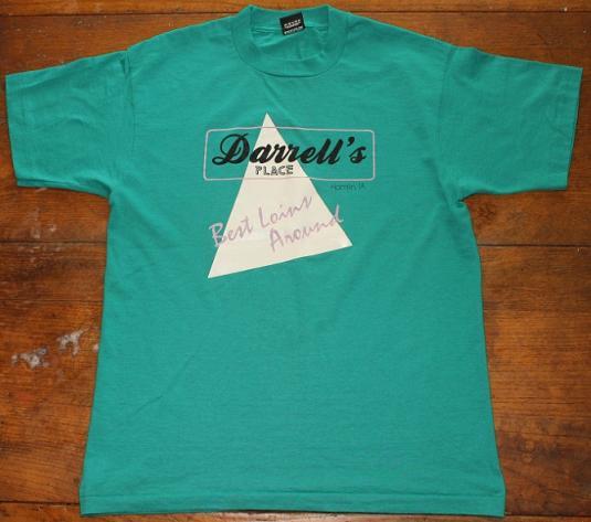 Darrell's Place Best Loins Around vintage t-shirt large