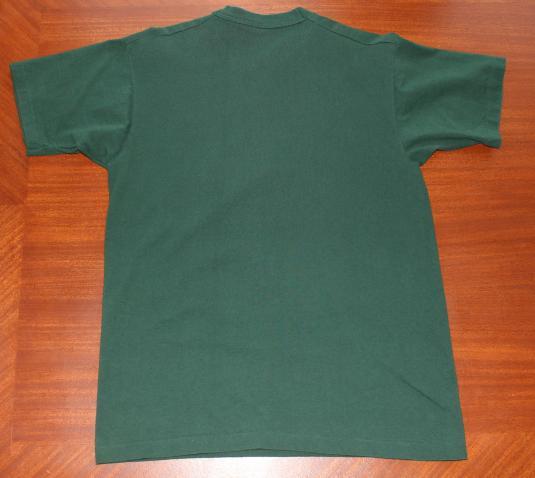 Elvis Presley vintage forest green t-shirt M/L