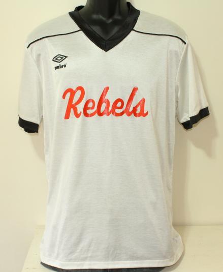 Rebels vintage Umbro soccer Jersey XL
